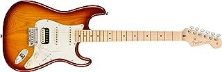Fender American Professional HSS Shawbucker Stratocaster - Sienna Sunburst with Maple Fingerboard