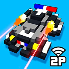 Build a completely custom Hovercraft and arm it with guns, lasers, missiles, and more! Play with friends over Wi-Fi and fight through Multiplayer Survival Mode! Equip up to 6 weapons simultaneously, and customize your loadout from thousands of possib...