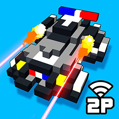 Hovercraft: Takedown - Vehículos de combate personalizados