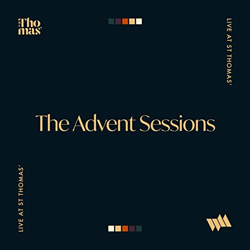 Will & Mim Johnson - The Advent Sessions - Live at St Thomas' (2019)