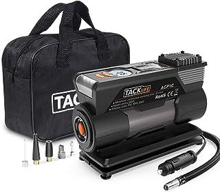 comprar comparacion TACKLIFE M1 Compresor Aire Coche, Inflador Digital 150PSI, 40L/Min, Compresor de Aire 12V, Bomba Electrico con Manómetro, ...