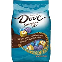 DOVE Easter Assorted Springtime Mix Chocolate Candy 22.6 Ounce
