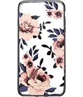 Kate Spade New York - Glitter Prairie Rose Phone Case for iPhone 8 Plus