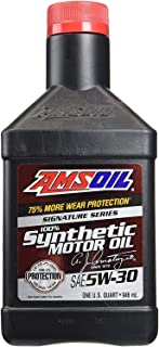Amsoil 5W-30 Signature Series Synthetic Motor Oil (6 QUARTS)
