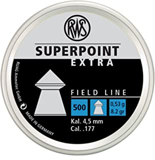 Superpoint Extra Field Line Pellet .177 500 Tin