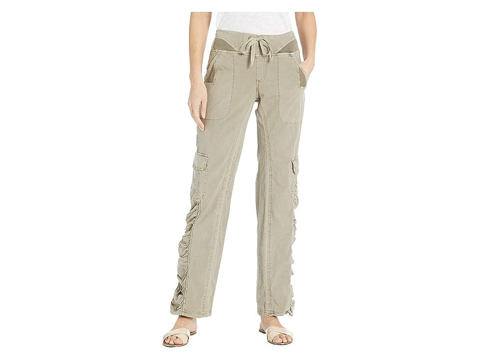Image of XCVI Monte Carlo Pant (Wren Pigment) Women's Casual Pants