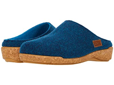 Taos Footwear Woollery (Blue) Women