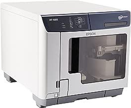 CD/DVD Printer - Color - Ink-Jet - CD (4.75 in) - 1440 dpi - up to 1 disks/min (Mono) / up to 1 disks/min (Color) - Capacity: 100 disks - USB 3.0 - Cool White