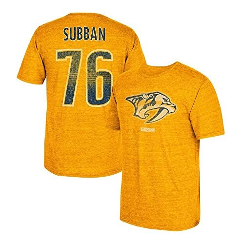 best sneakers 425e4 a6483 P.K Subban Jersey: Amazon.com
