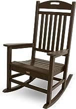 Trex Outdoor Furniture Yacht Club Rocker Chair, Vintage Lantern