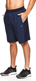 Men's Yoga Shorts - Performance Heather Gym & Workout Short w/Pockets