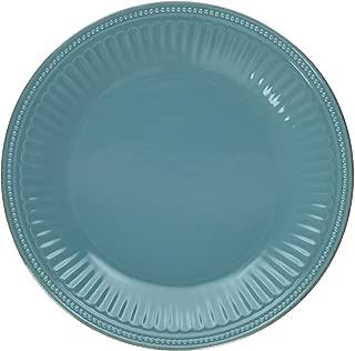 Lenox French Perle Groove Bluebell Dinner Plate