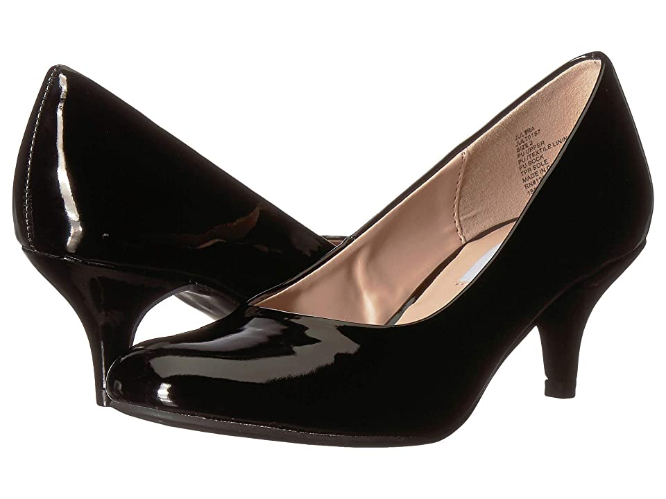 Steve Madden Kids Jultra (Little Kid/Big Kid) (Black) Girls Shoes