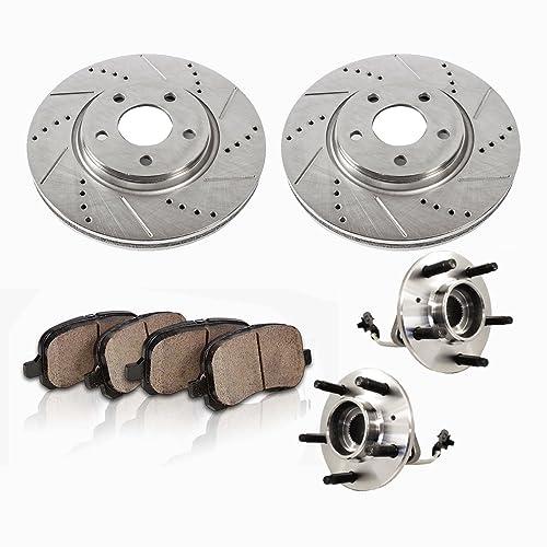 C515010X2DS [2] FRONT [ 5 Lug 4WD 4-Wheel ABS ] Wheel Hub