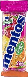Mentos Frutas, Caramelo Masticable con zumo de frutas - 3
