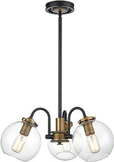 Best vintage globe chandelier Reviews