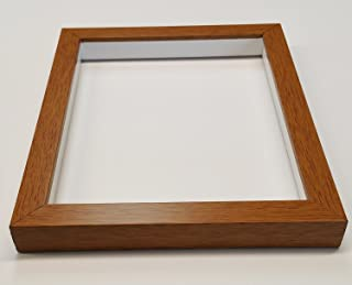 The Simple Things Shadowbox Gallery Wood Frames - Honey Pecan, 16 x 20