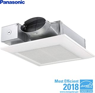 Best panasonic 80 cfm bathroom exhaust fan Reviews