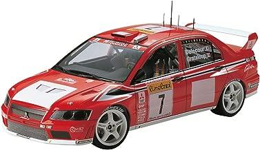 Tamiya R//C Mini 4WD Mitsubishi Lancer Evo VII WRC Boby Parts Plastic #15306