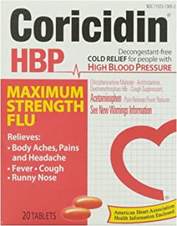 coricidin maximum strength high