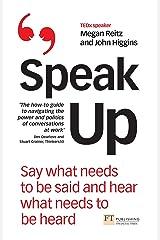Speak Up PDF eBook Kindle Edition