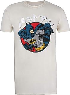 DC Comics Gotham City Japan Camiseta para Hombre