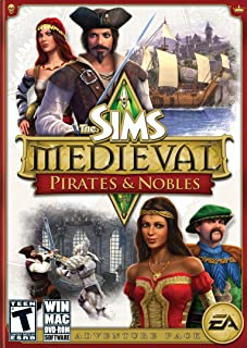The Sims Medieval: Pirates and Nobles - PC/Mac