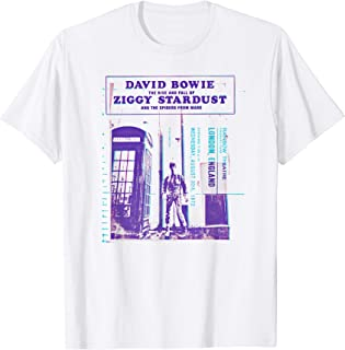 David Bowie - Spiders from Mars T-Shirt