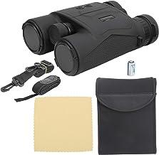 HD verrekijker met afstandsmeter, 10x42 infrarood nachtzichtverrekijker met mistige dagmodus, elektronische afstandsmeter ...