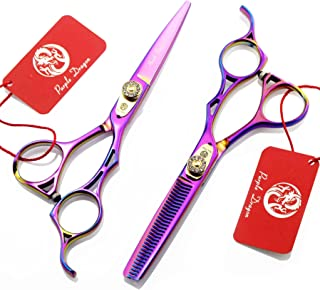 personalised hairdressing scissors