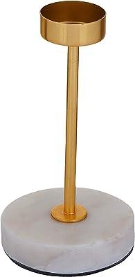 Artisanal Creations Marble Base Tea Light Holder
