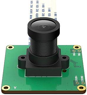 Raspberry Pi Industrial Camera Module OmniVision OV9281 Sensor 2MPixel Wide Angle Fisheye Lens for Rasp Pi 4 3B+ 3B Zero A...