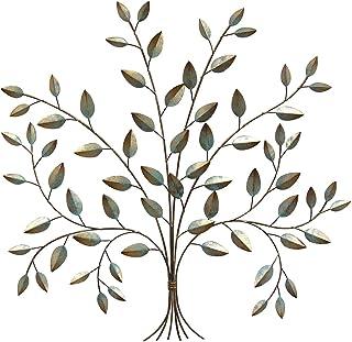 Hexa® Tree of Life Wall Decor, 24.00 W x 0.50 D x 24.00 H, Tree of Life Metal Wall Art,
