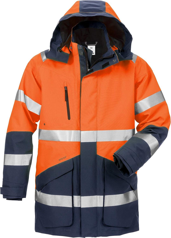 Fristads Workwear 120988 Mens High vis Winter Parka