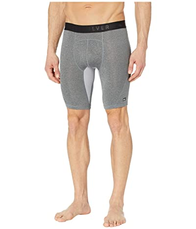 Quiksilver Solid Rashie Shorts (Tarmac Heather) Men