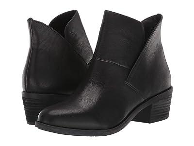 Me Too Zest (Black Leather) Women