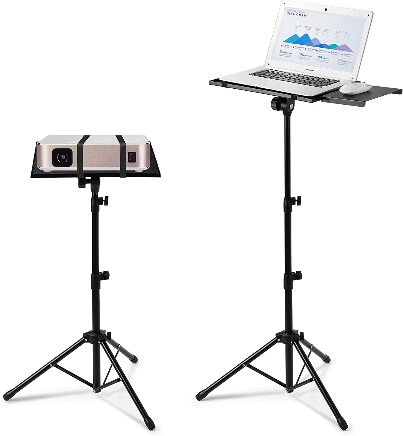 Adjustable Laptop Projector Stand, 半額 Portable 高額売筋 Notebook Computer