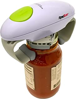Robo Twist Jar Opener– The Original RoboTwist As Seen on TV Handsfree Easy Jar Opener– Works on All Jar Sizes
