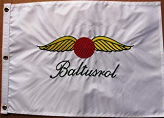 Baltusrol Golf Club Embroidered Golf Pin Flag US Open PGA Course