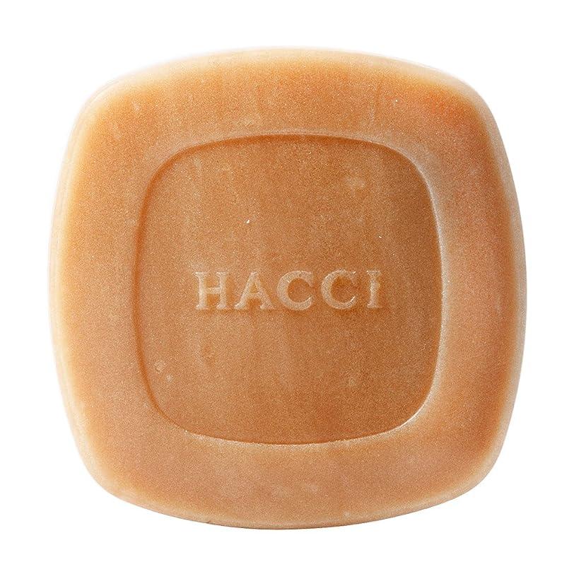 つかむ活力愛情深いHACCI 1912(ハッチ1912) はちみつ洗顔石けん 80g