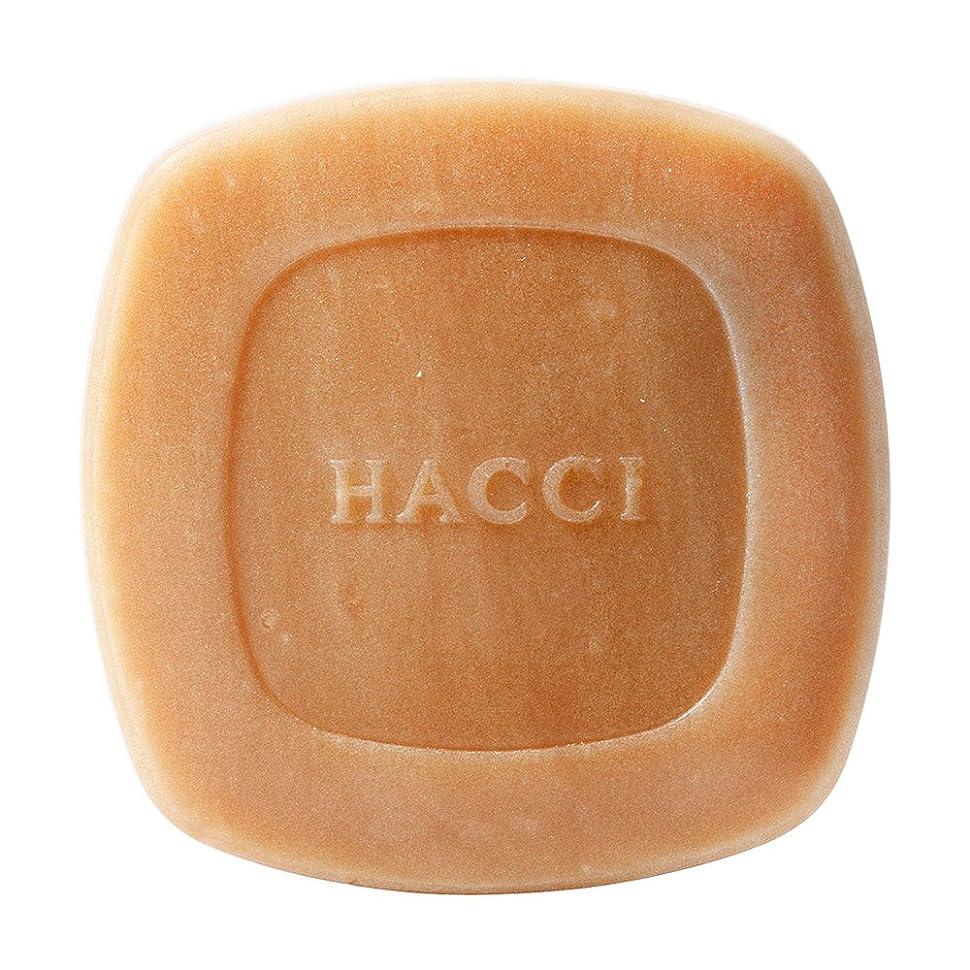 清める心配する難民HACCI 1912(ハッチ1912) はちみつ洗顔石けん 80g