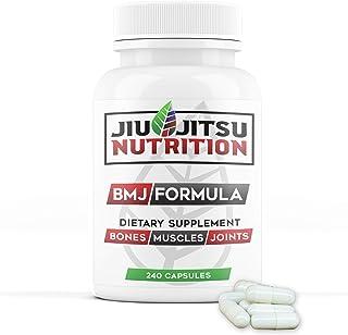 Jiu Jitsu Nutrition / BMJ Formula / Bones Muscles Joints / Bone Strength / Dietary Supplement