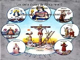 Los siete dioses de África reveló (Spanish Edition)