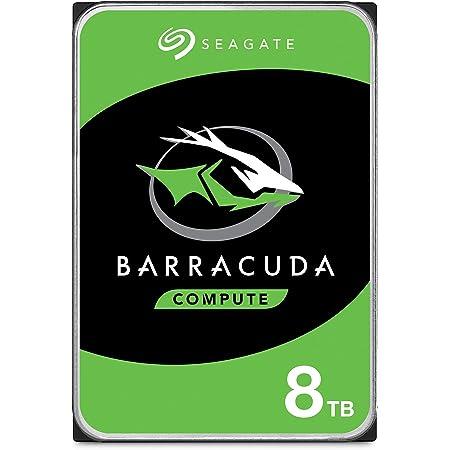 Seagate Barracuda Interne Festplatte 8 Tb Hdd 3 5 Computer Zubehör