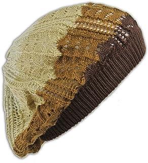 3590df6b3abc4 Amazon.com  Multi - Berets   Hats   Caps  Clothing