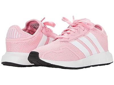 adidas Originals Kids Swift ESS I (Infant/Toddler) (Light Pink/Footwear White/Core Black) Girls Shoes