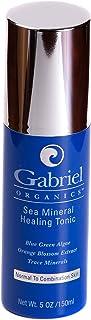 Gabriel ORGANICS,Balancing Tonic, 5 oz,Natural, Paraben Free, Vegan, Cruelty-free, Non GMO, pure plant essences and sea mi...