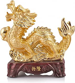 Best chinese dragon decor Reviews