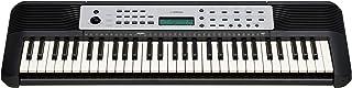 Yamaha Digital Keyboard YPT-270 Tastiera Digitale Ottima per Principianti, Design Compatto e Leggero, con 61 Tasti e Funzi...