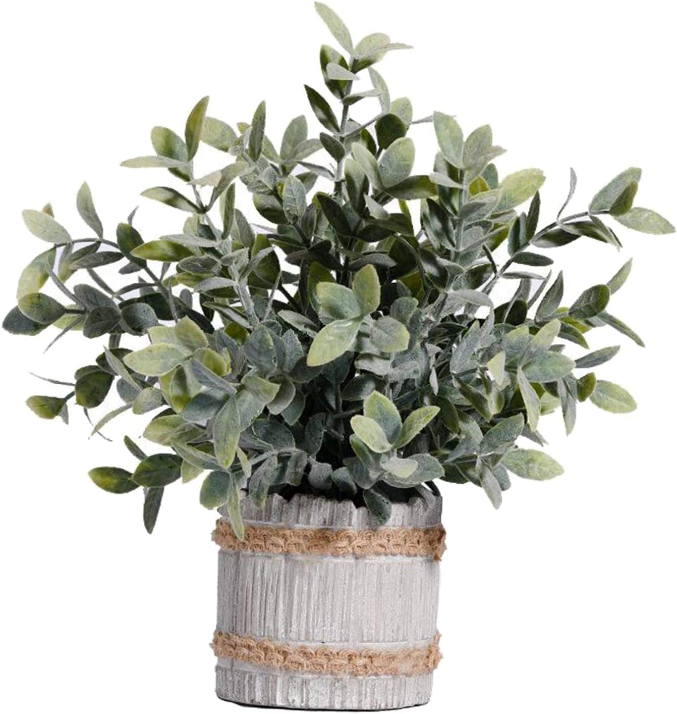 Industry No. 1 Fenteer Small Ranking TOP11 Fake Plants Mini Artificial Potted Faux Pla